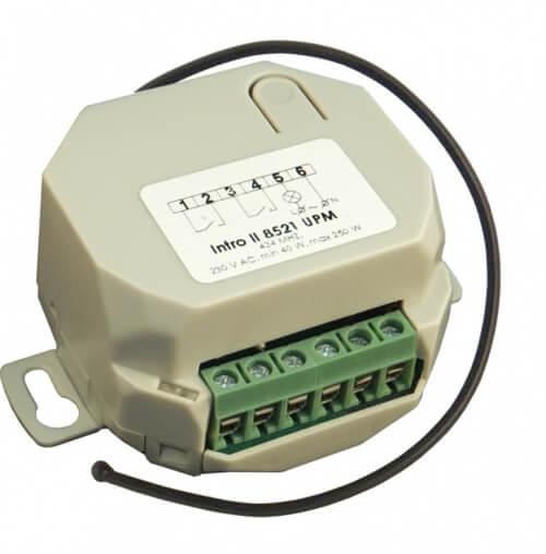 Intro II 8521 UPM диммер для ламп накаливания